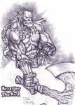 Warcraft - Broxigar the Red