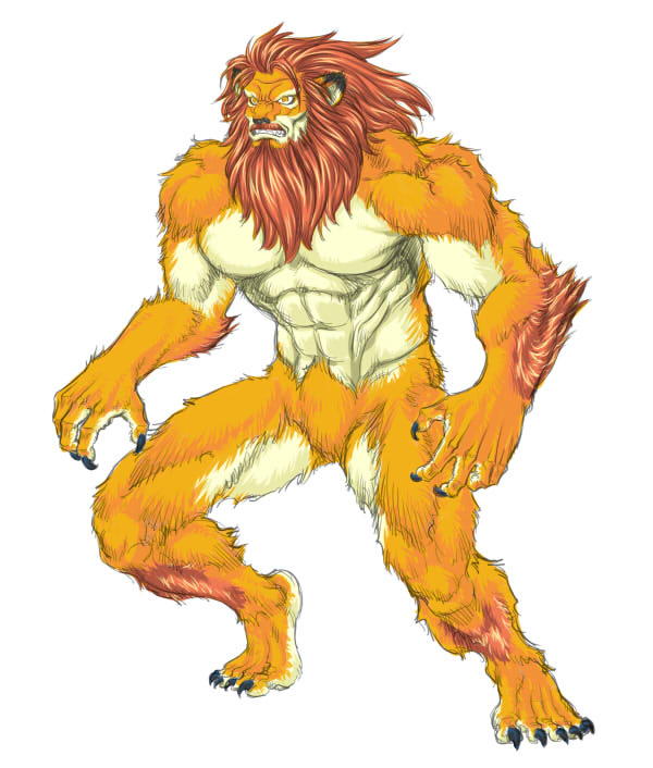 Buff Tiger Anthro Images - Reverse Search