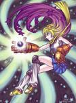 Starpunch Girl by Blade-Fury