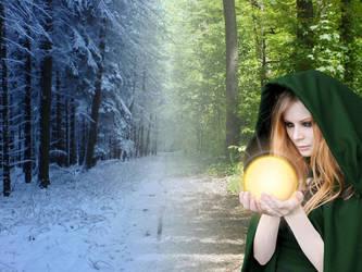 Hope II - The Spring Fairy by II-S