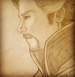Dr Strange Sketch