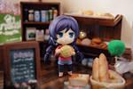 Nozomi as Honoka