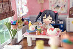 Nico Cooking Day