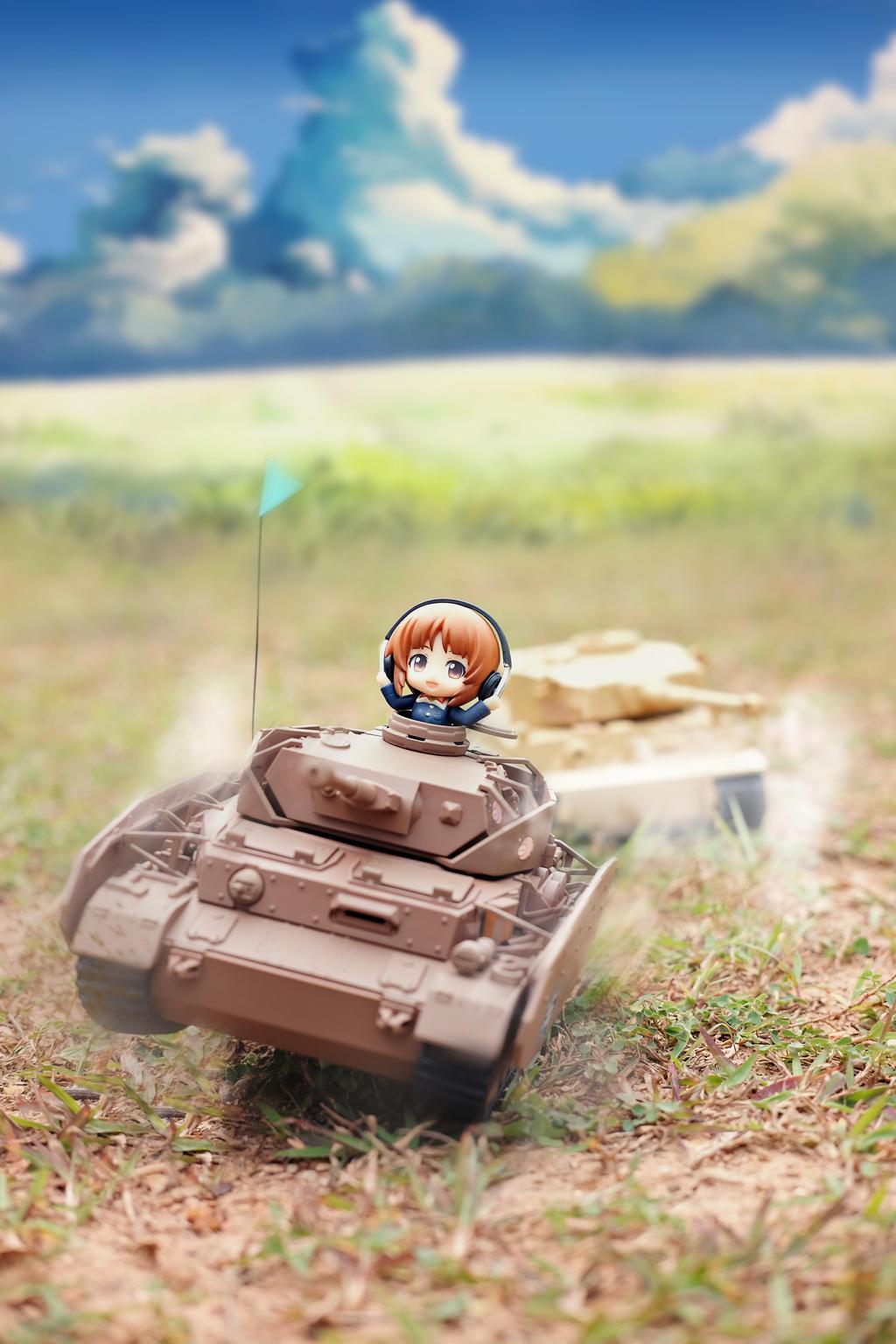 Panzer Vor~ by vince454