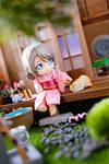 Hello Neko-chan ~ by vince454