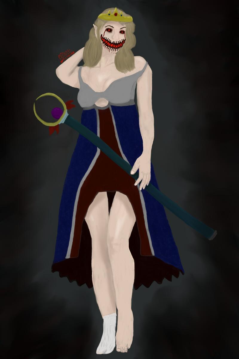 Your Queen by Pandasrcute2