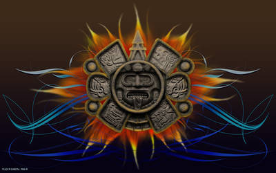 Calendario Azteca-1 by DaRkFuSsIoOn