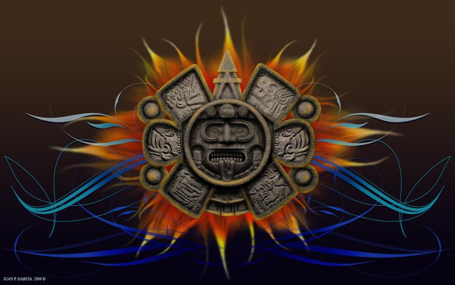 Calendario Azteca 1 By DaRkFuSsIoOn