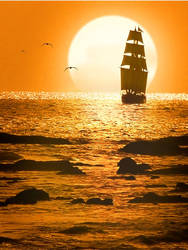 Golden Sails
