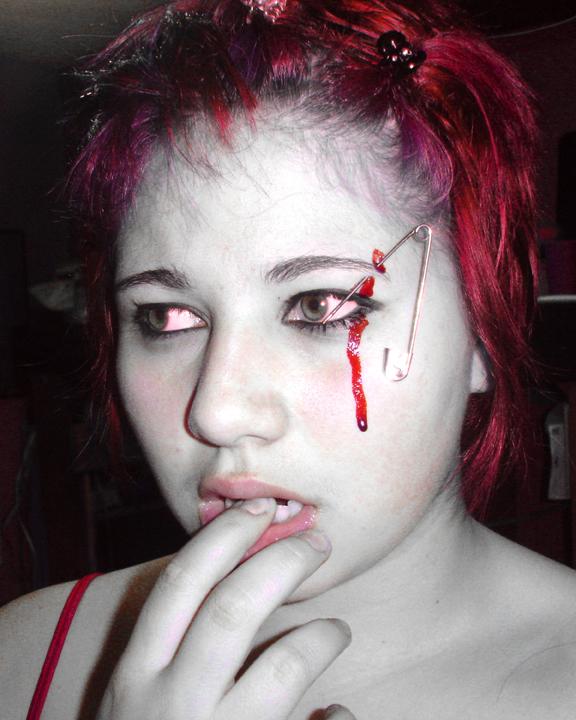 Eyebrow Piercing by skittles52 on DeviantArt
