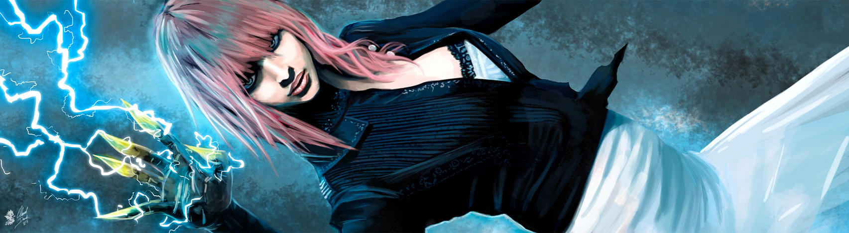 Lightning Returns FFXIII - Contest Entry 2 by cloud-dark1470