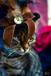 Steampunk Cat Nr. 1 (Killian)