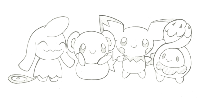 Yay Friends by maemi