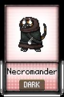 #27 Necromander by Serpexnessie