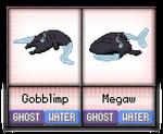 #45 - #46 Gobblimp / Megaw