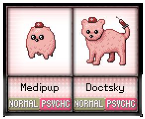 #52 - #53 Medipup / Doctsky