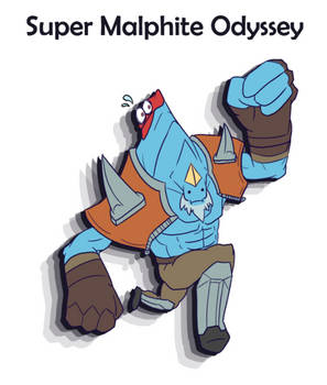 Super Malphite Odyssey