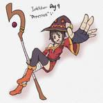INKTOBER Day 9 - Precious