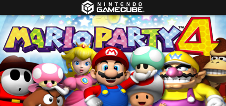 Gamecube Mario Party 4 Steam Grid Image by PrincePandaMan on