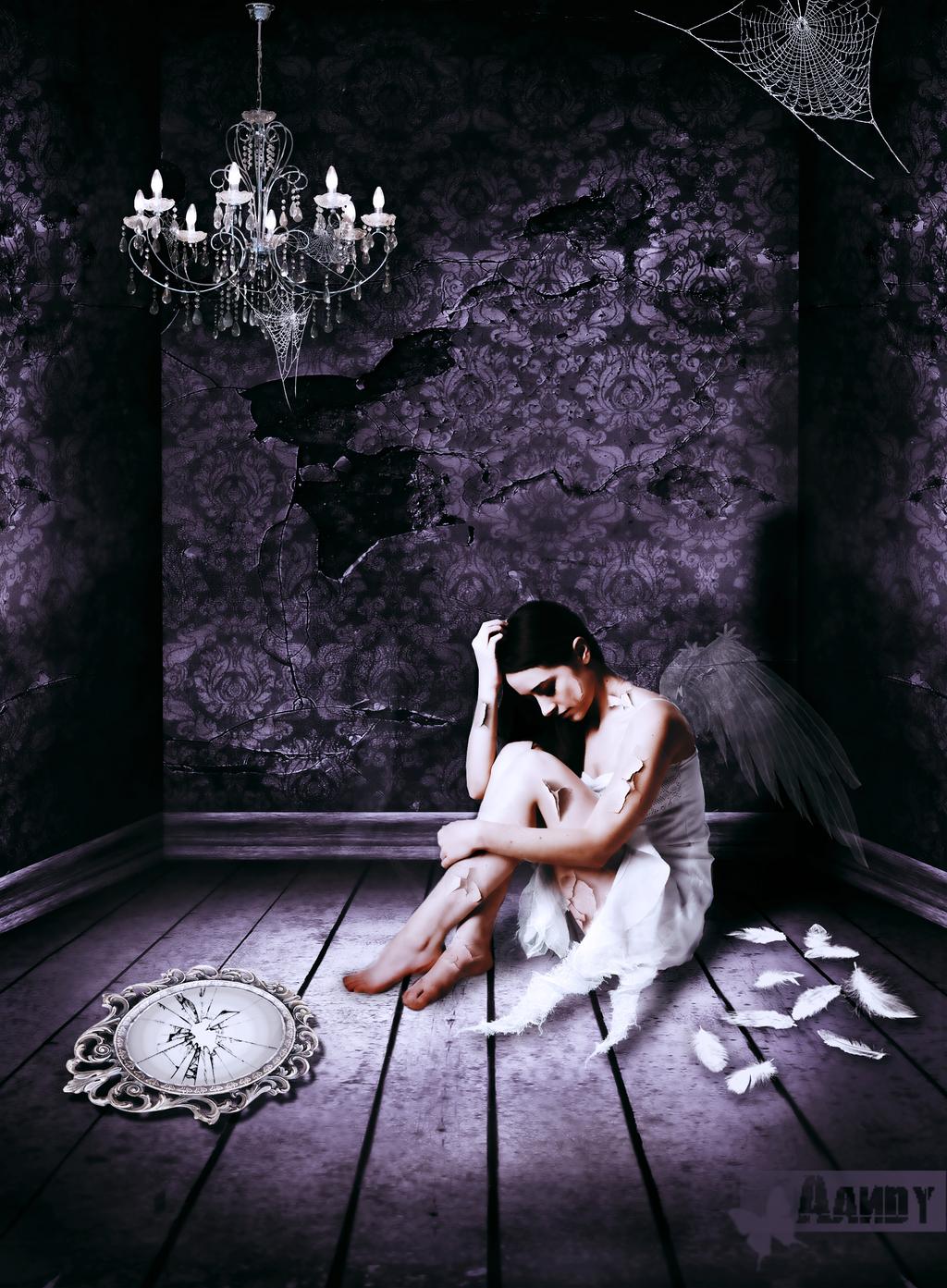 ButterfyAandy - Page 2 Broken_angel_by_butterflyaandy-d6mo1v9