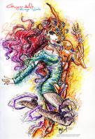 GuyverAlfa transformation 2 by Lucithea