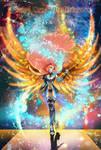 Comm: Sailor Cosmic Anti-GammaRei v1