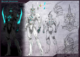 YCH-Guyver: Lux armor by Lucithea