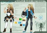 YCH-SBRS: Sailor Zircon Mammoth by Lucithea