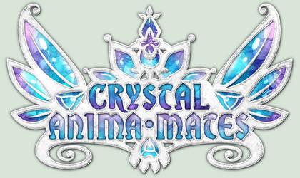 Crystal Anima-Mates logo by Lucithea