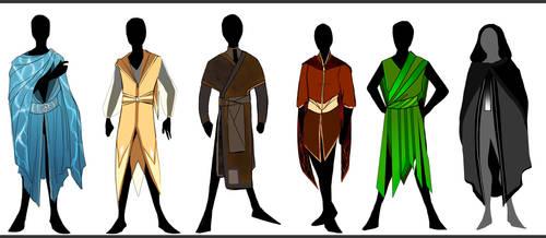 DD- Robe Designs Entry by ShayDayJay