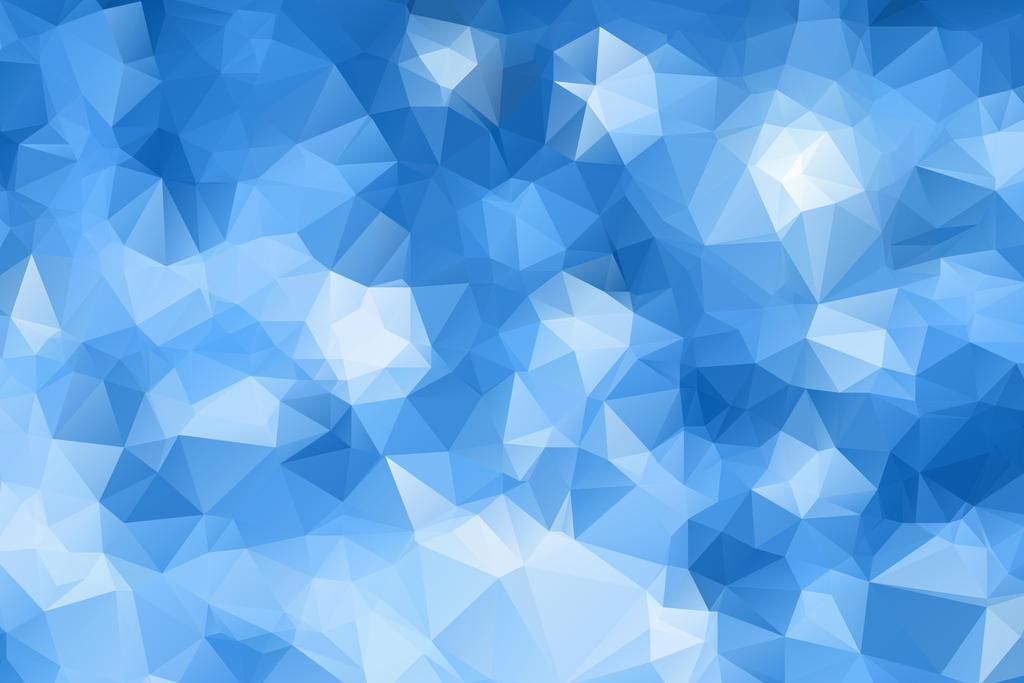 Abstract Dark Blue Polygonal Background | Download Lengkap