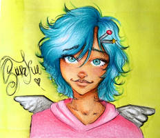 Commission: Suraku by Valeria16s