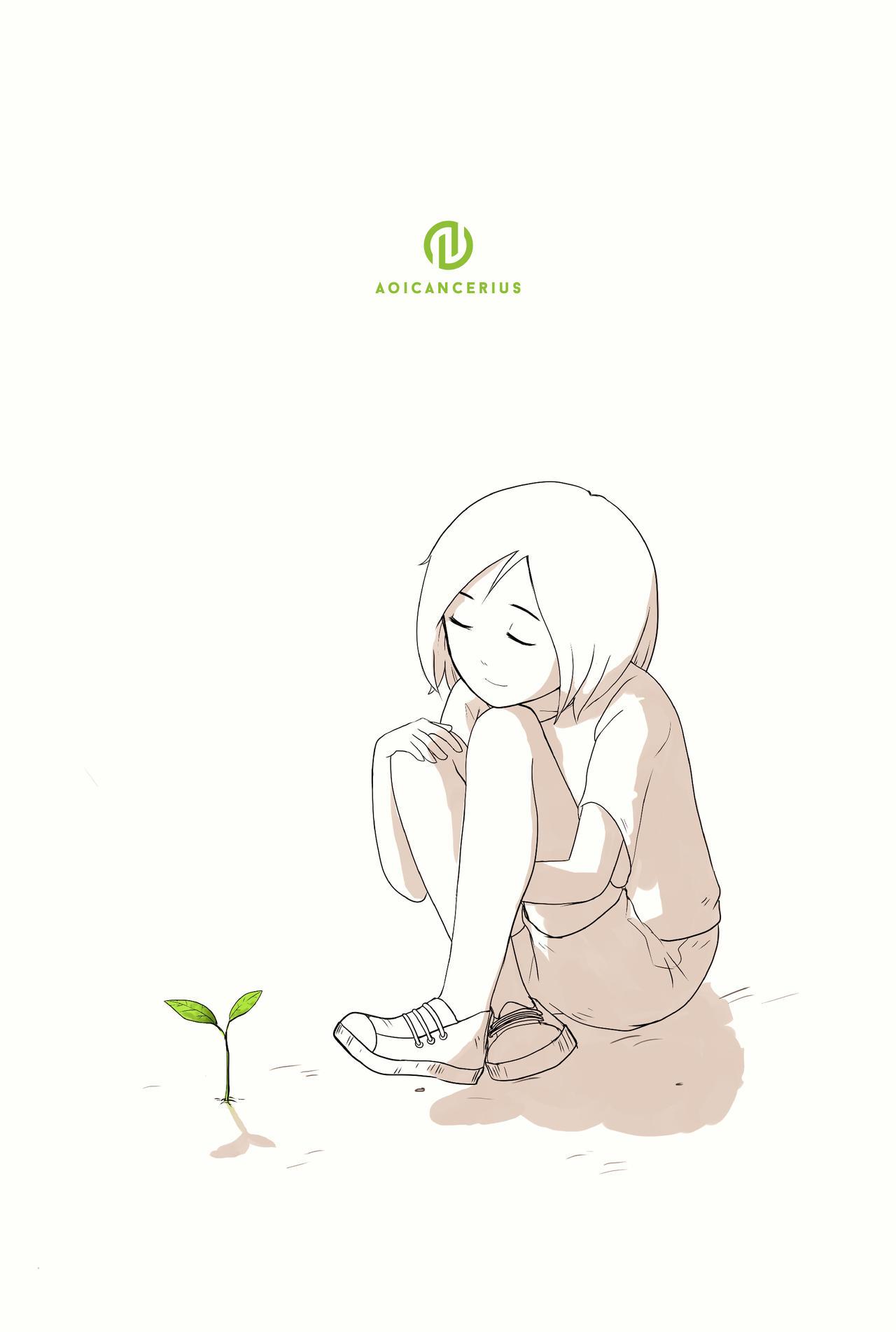Sketch #01 by AoiCancerius