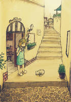 From Italy with... Cat by AoiCancerius
