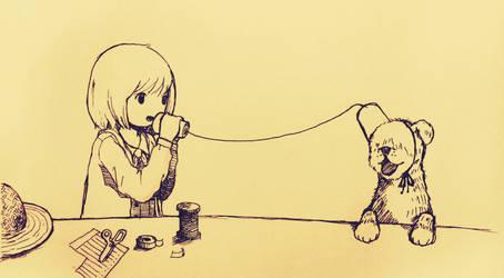 Sketch #4 by AoiCancerius