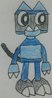Dankaka the Mixel Cat!