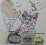 Pancake Day in Unikingdom!
