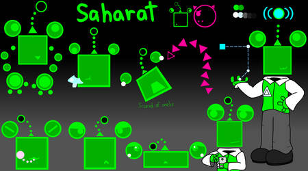 Newer Froggy Leader Saharat