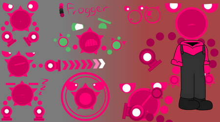 Frogger -Corrupted Frixer-