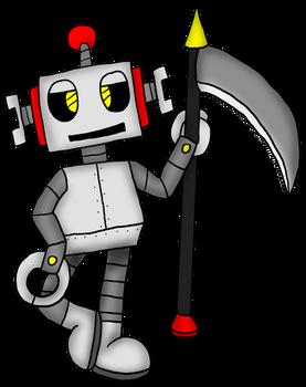Scythe Robot