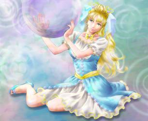 request : Princess Bubble by harakirimushi