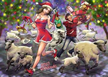 shepherds going to bethlehem