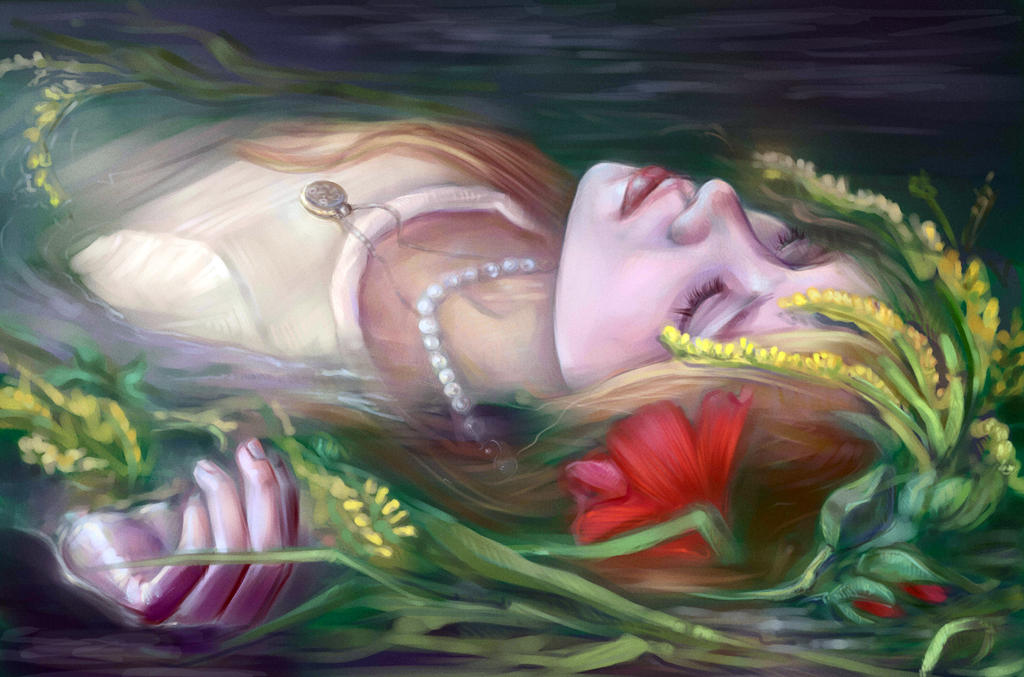 Ophelia by Sdoba