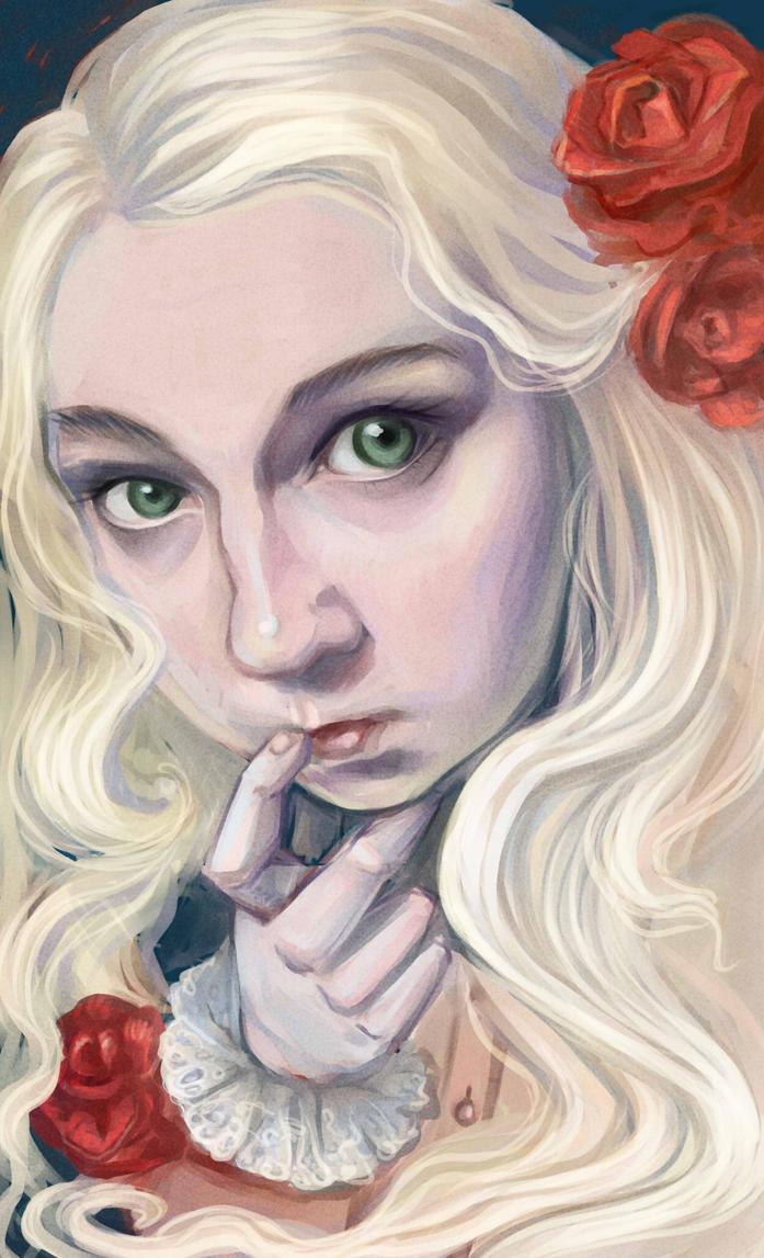 portrait by Sdoba