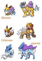 Suevee Entevee Raevee by Blixt4
