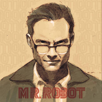 Mr. Robot by ronaldkaiser