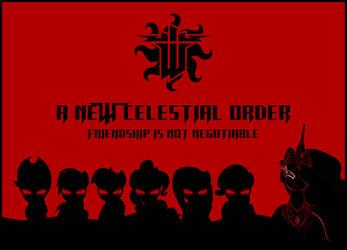 Wolfenstein Friendship Is Not Negotiable