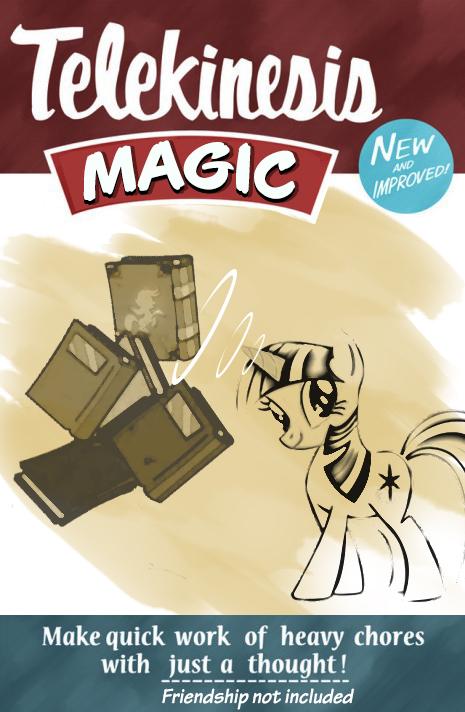 Bioshock: Telekinesis Magic Poster by dan232323