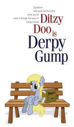 Derpy Gump by dan232323