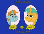 Snips and Snails do Equestria